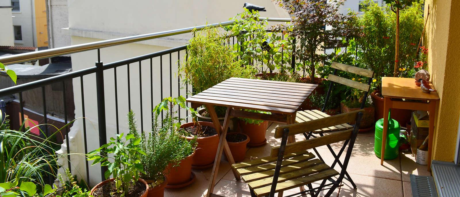 Genoeg Balkon inrichten: 6 tips voor een stijlvol balkon TE14