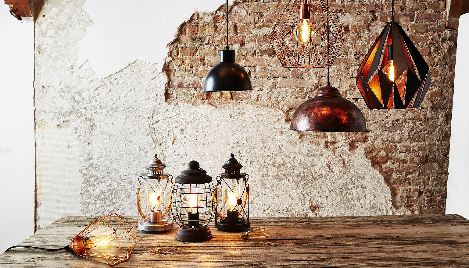 Massive Wandlamp Badkamer : Verlichting spots hanglampen wandlampen en meer