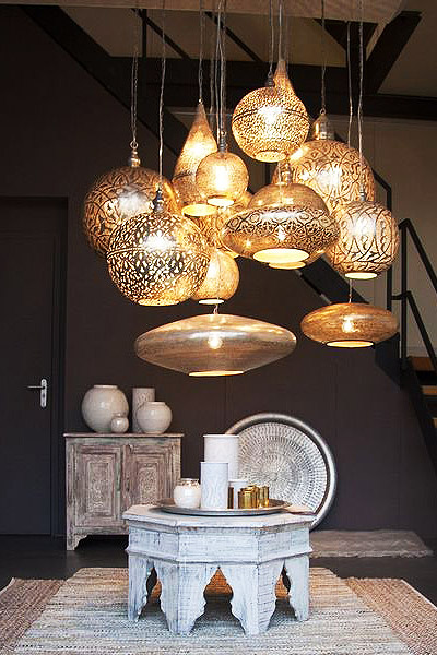Maak het binnen gezellig met mooie verlichting | Brico | Voor de makers
