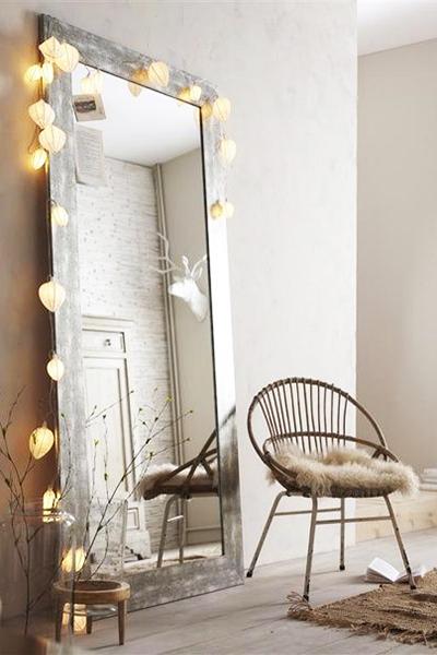 Zeer Top 8 originele spiegels voor je interieur | Brico | Voor de makers BA07
