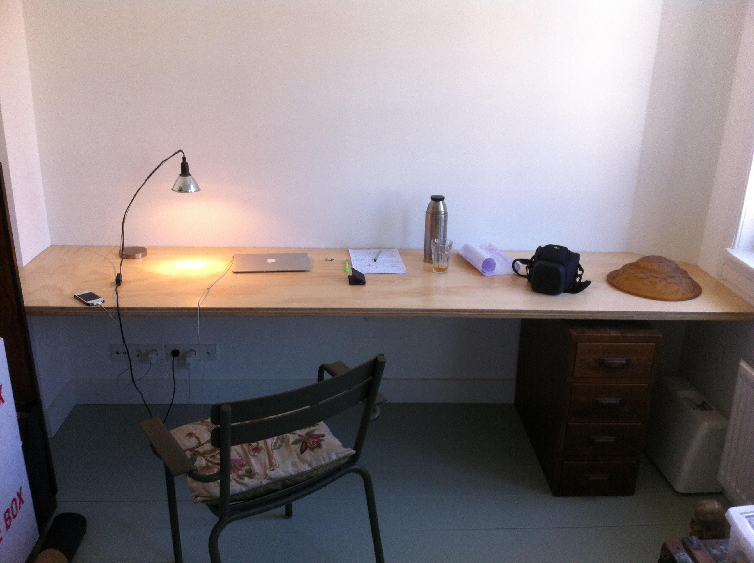 Bureaublad maken