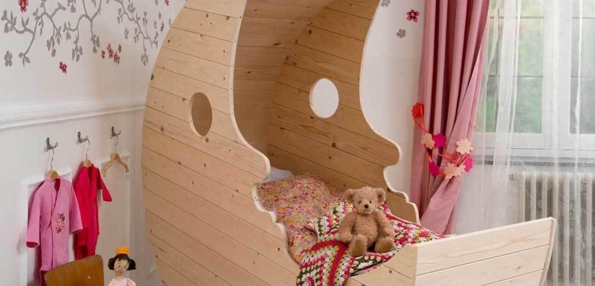 le berceau lune pour les makers. Black Bedroom Furniture Sets. Home Design Ideas