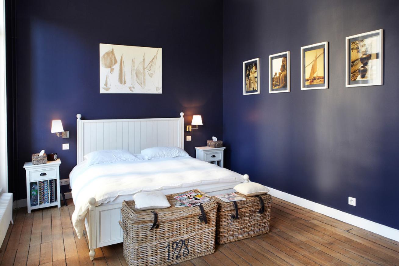 couleur chambre parentale. Black Bedroom Furniture Sets. Home Design Ideas