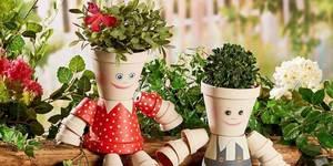 Fabrique tes potes fleurs