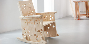 Een schommelstoel maken