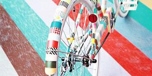 Transformez votre vieux vélo de ville en bicyclette clinquante !