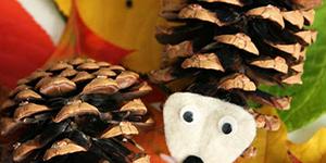 De leukste maak-het-zelf tips voor de herfstvakantie