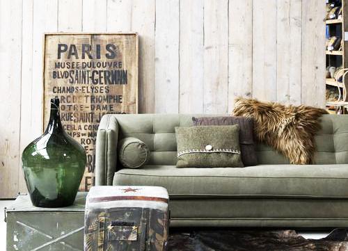 6 objets d 39 int rieur r aliser en bois d 39 chafaudage - Decoratie interieur bois ...