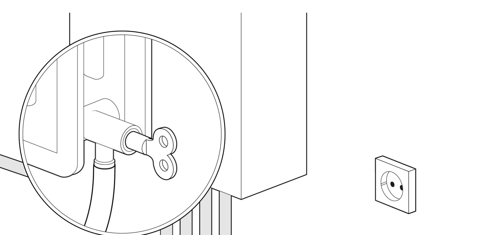 enlever ou remplacer un radiateur pour les makers. Black Bedroom Furniture Sets. Home Design Ideas