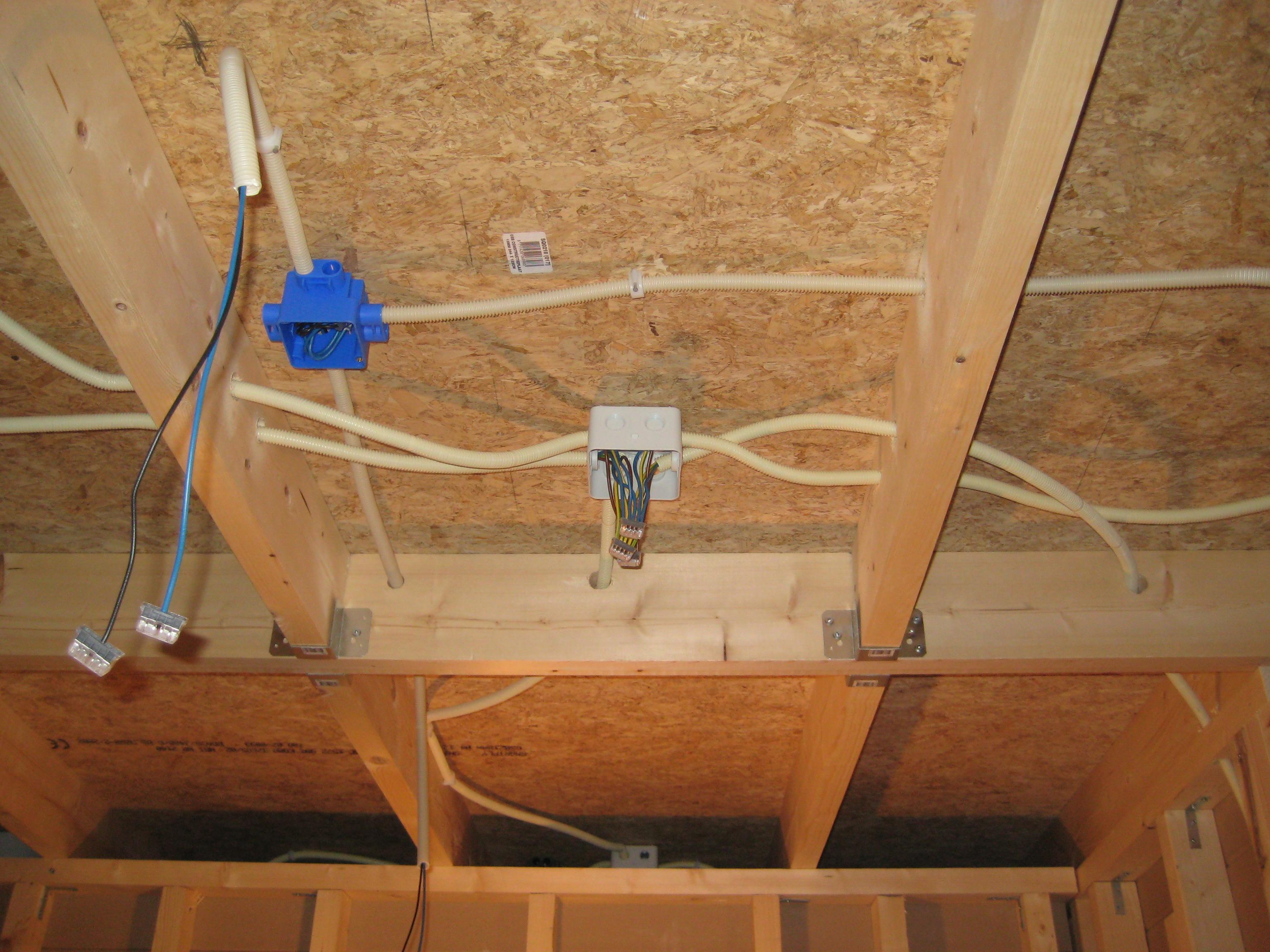 Encastrer des spots dans le plafond pour les makers for Comment encastrer des spots