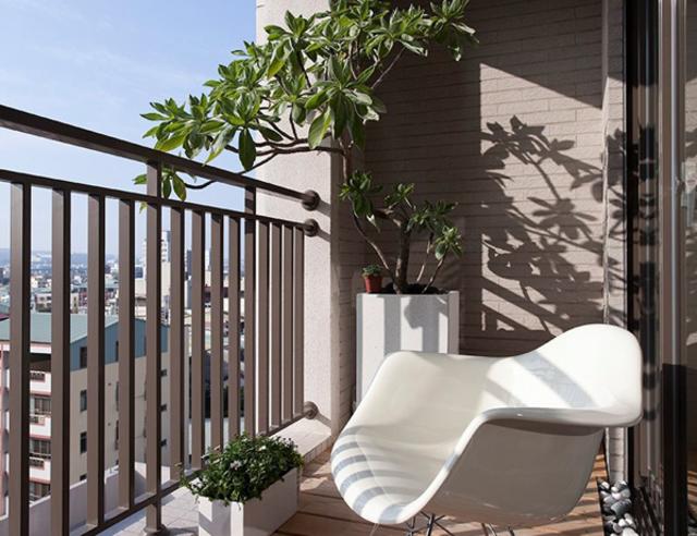 Plancher ext rieur en bois pour le balcon pour les makers for Plancher pour balcon exterieur