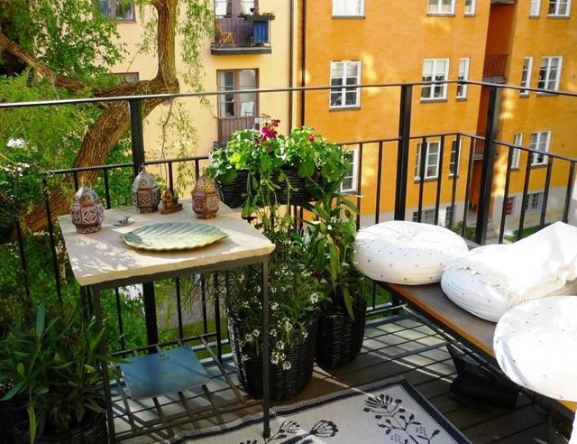 Plancher ext rieur en bois pour le balcon pour les makers for Plancher bois exterieur