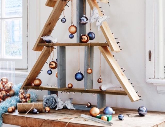 Fabriquez votre propre sapin de no l pour les makers - Fabriquer son sapin de noel en bois ...